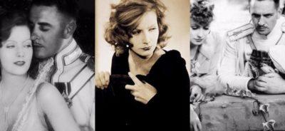 """Грета Гарбо – с две участия """"Любов"""" от 1927 г. и """"Анна Каренина"""" през 1935 г."""