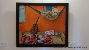 """Илона Йонкова, """"Къщата, 2"""" . Художникът ни показва кътчето от щастливото детство, което някога е било само наше, а сега – уви, принадлежи само на миналото"""