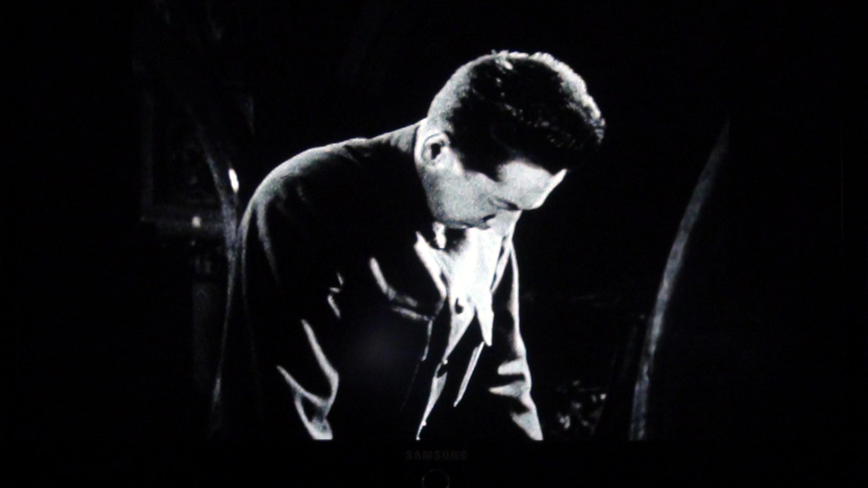 """Фрейм (кадър) от филма на Айзенщайн """"Октомври"""""""