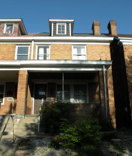Къщата, в която израства Анди Уорхол