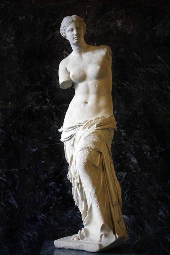 """""""Венера Милоска"""" е сред най-известните творби в музея"""