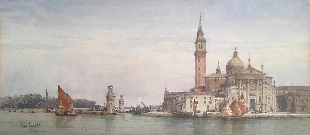 "9.""Венеция"", Габриел Карелли"